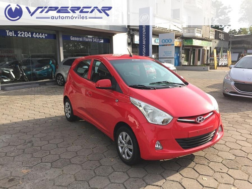 hyundai eon gls 0.8 2013 impecable!