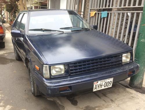 hyundai excel 1986 motor 1.5 4 puertas
