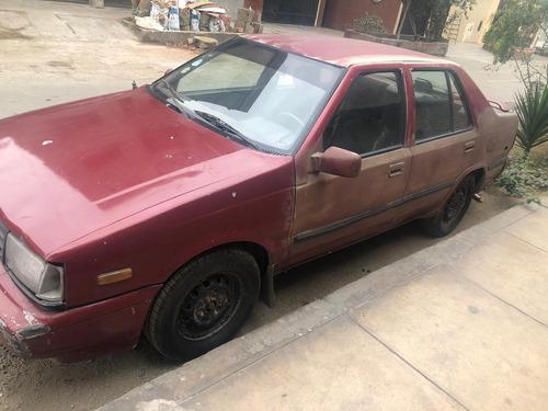 hyundai excel 1989