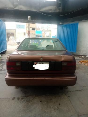 hyundai excel año 90 dual gasolina - glp