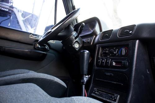 hyundai galloper 2.5 4x4 turbo diesel 1999 plata