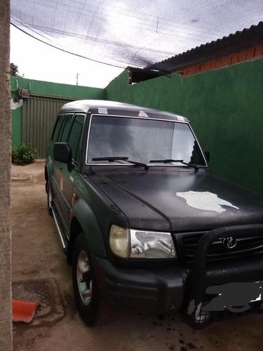 hyundai galloper 2.5 turbo diesel