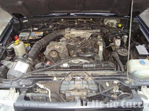hyundai galloper 4x4 exceed v6 98 raridade ateliê do carro
