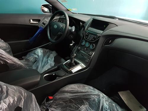 hyundai genesis 2.0 coupe seg. t mt6 0km 2017 madero motors