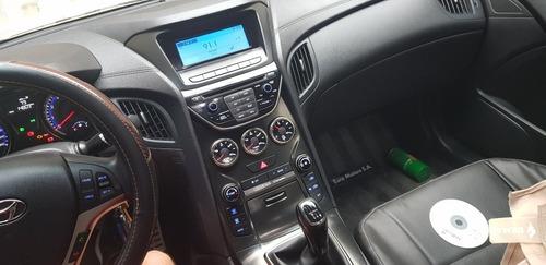 hyundai genesis 2.0 coupe t 275cv mt 2012