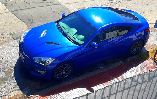 hyundai genesis 2.0 coupe t 275cv mt 2013