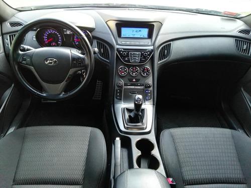 hyundai genesis 2.0 coupe t 275cv mt 2013 autosmdmotors