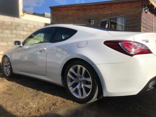 hyundai genesis 2015 3.8 coupe 300cv 8at