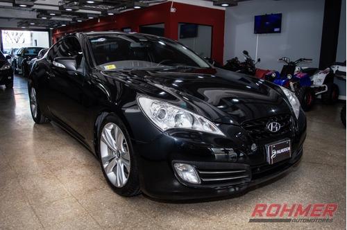 hyundai genesis 3.8 coupe 300cv 6at 2011