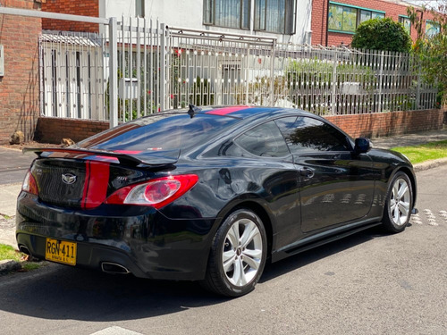 hyundai genesis coupe 2.0 turbo mt, full equipo