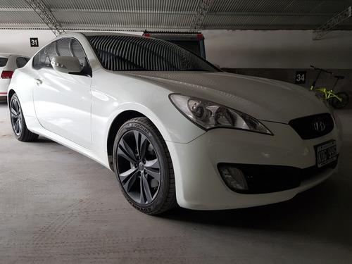 hyundai genesis coupé 2011 44000 km
