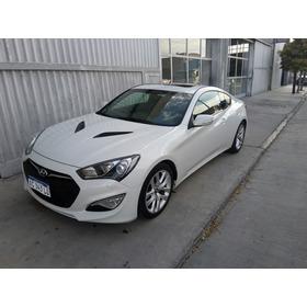 Hyundai Génesis Coupe 3.8 8at Pat. '18  2014
