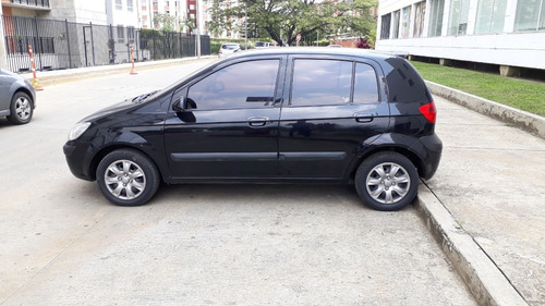 hyundai getz 1.600 automatico 2011