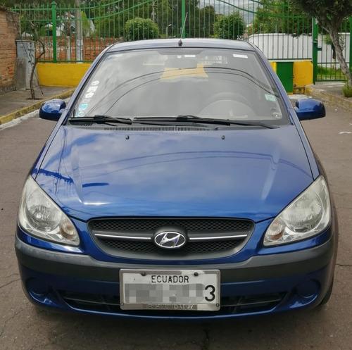 hyundai getz 2011 full equipo precio negociable