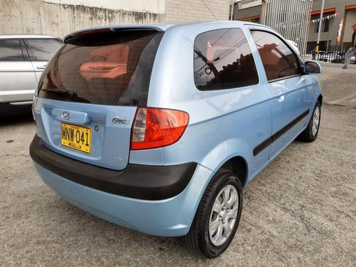 hyundai getz coupe necanico 1.6 2008