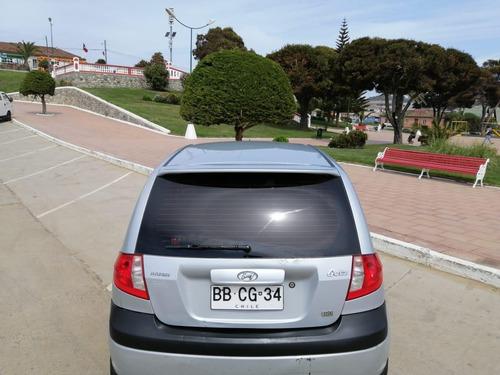 hyundai getz  diesel 1.5 full  ano 2008