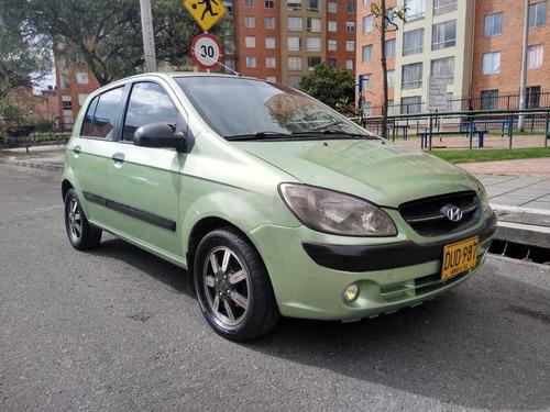 hyundai gez gl 1.4 mecanico  2007