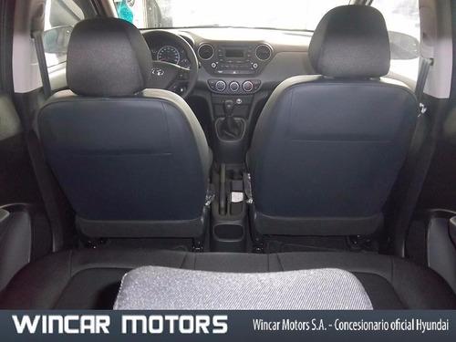 hyundai grand i10 1.2 5 puertas automático 2017 0 km