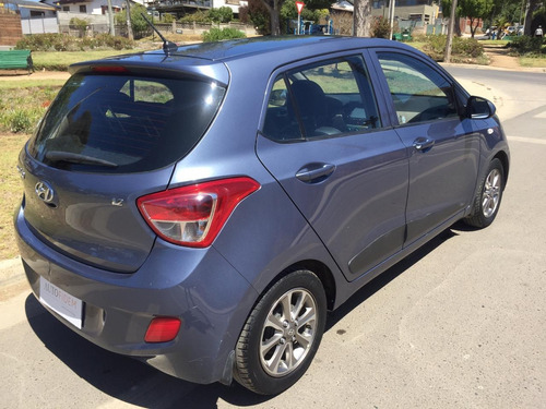 hyundai grand i10 1.2 aut gls 2016