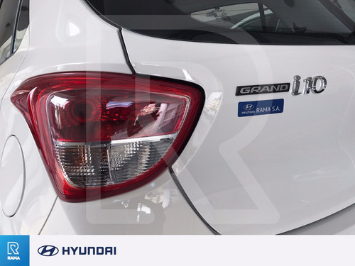 hyundai grand i10 1.2 gls 5p at full seguridad 0km 2018
