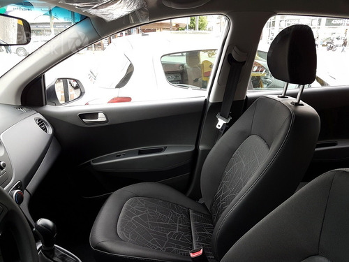 hyundai grand i10 1.2 gls mt full seguridad 4p umamotor 12