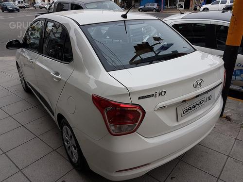 hyundai grand i10 1.2 gls mt full seguridad 4p umamotor 13