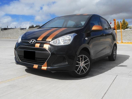 hyundai grand i10 1.3 gl mid at 2017 negro