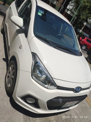 hyundai grand i10 1.3 gls at 2017