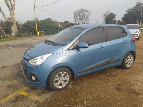 hyundai grand i10 2015 - 1.2 full impecable