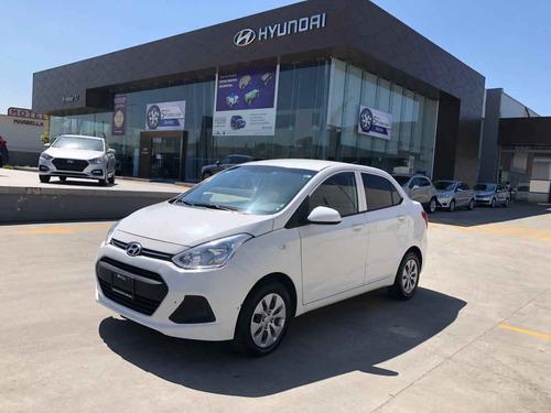 hyundai grand i10 2017 4p gl mid l4/1.2 premium aut