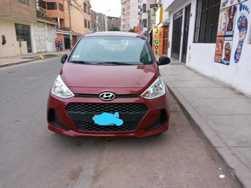 hyundai grand i10 hatchback modelo 2018