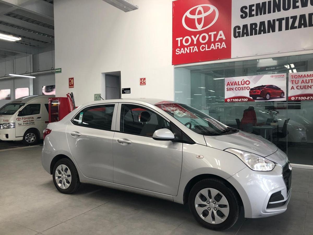 934736ff4 Hyundai Grand I10 Sedan 4p Gl Mid¿l4/1.2 Premium Aut - $ 189,000 en ...