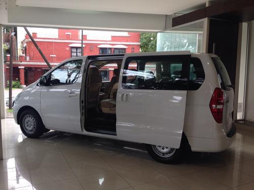 hyundai h-1 0km manual o automatica entrega inmediata 2017