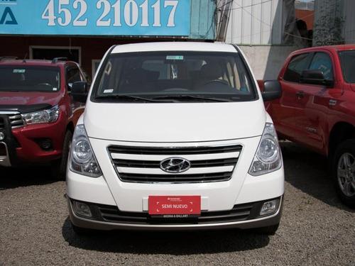 hyundai h-1  2.5l turbo diesel full 11 psjeros 2016