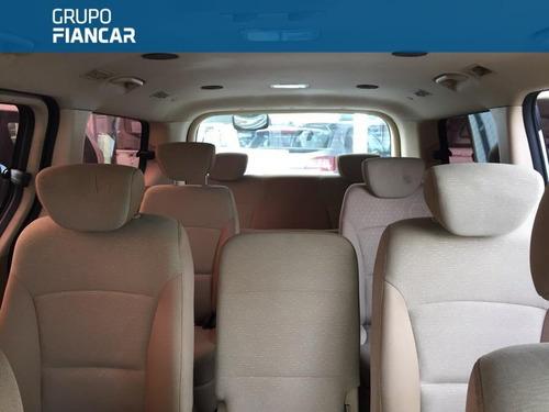 hyundai h-1 minibus diesel 12 asientos 2013
