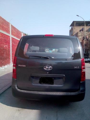 hyundai h-1 minivan 13 asientos