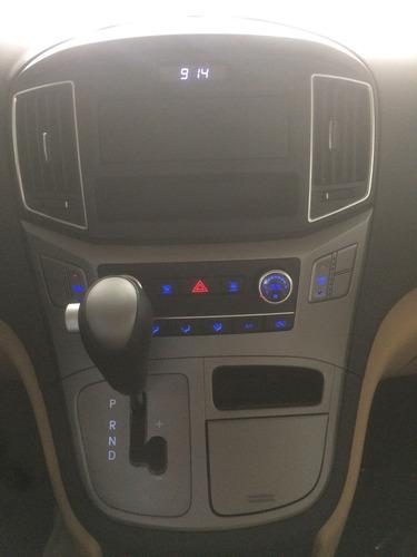 hyundai h1 12 asientos 5at full premiun (2.5 crdi) 0km 2017