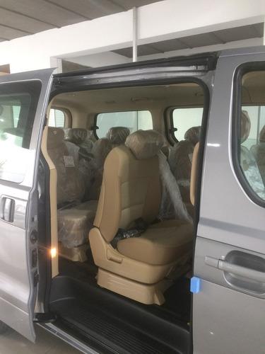 hyundai h1 12 asientos 5at full premiun (2.5 crdi) 0km