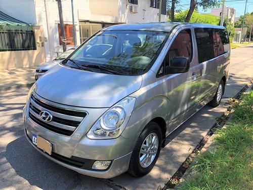 hyundai h1 12 pasajeros crdi vgt full premium 2016