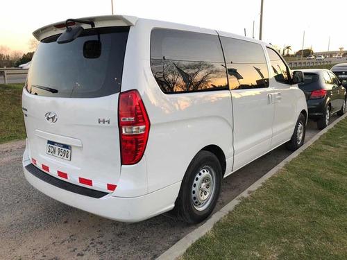 hyundai h1 12 pasajeros diesel muy linda!!!