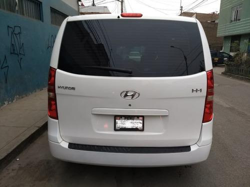 hyundai h1 2012 impecable
