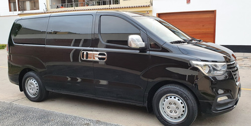 hyundai h1 2019 diesel gls full perfecto estado