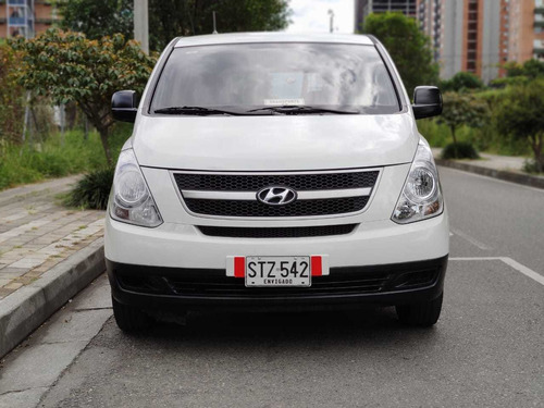 hyundai h1 2.4 diesel mecanico