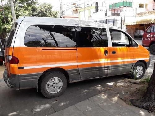 hyundai h1 2.5 12 pas minibus turbo 2004