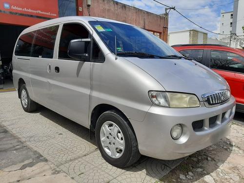 hyundai h1 2.5 12 pas minibus turbo - 2004