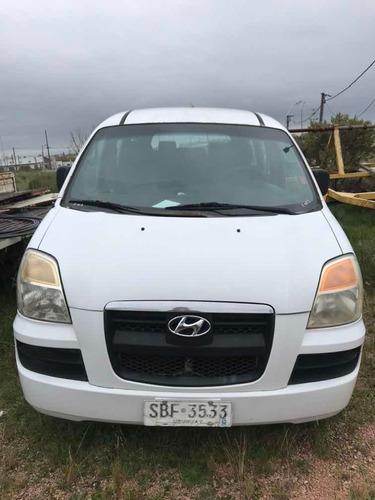 hyundai h1 2.5 12 pas minibus turbo 2005
