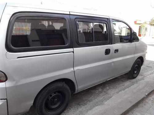 hyundai h1 2.5 12 pas minibus turbo 2007