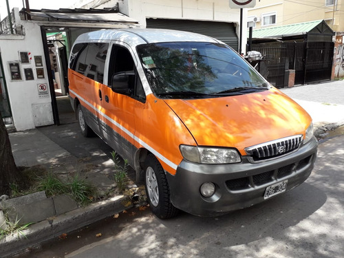 hyundai h1 2.5 12 pas minibus turbo at 2005