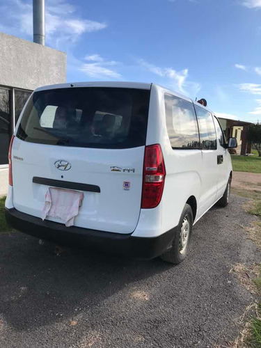 hyundai h1 2.5 furgon/minibu full