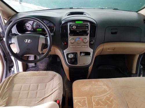 hyundai h1 2.5 tdi 12 pas full. premium año 2011. !!!